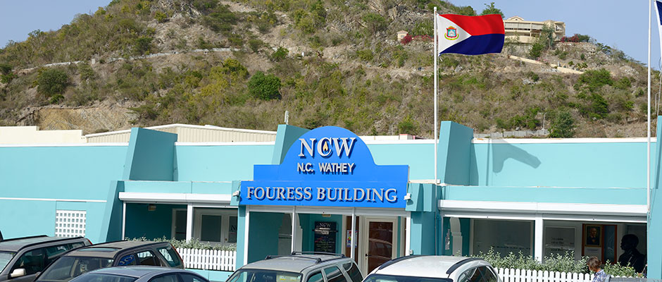 Marlene Mingo Notary St.Maarten - Fouress Bulding Philibsburg