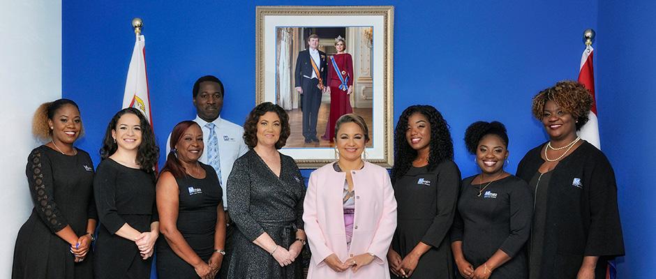 Mingo Notary St.Maarten Team